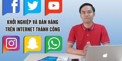 Trọn bộ kinh doanh Online tại nhà